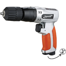 3/8'' Heavy Duty Keyless Reversible Air Drill (AT-4032KL)